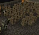 Troll Stronghold storeroom