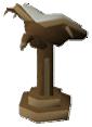 Oak eagle lectern2