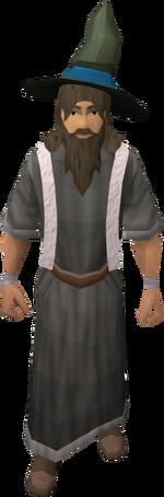 Wizard Whitezag
