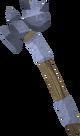 Katagon maul detail