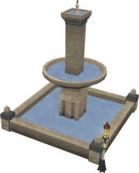 Artisan fountain