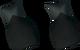 Stegoleather vambraces detail