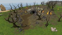 Phoenix lair entrance