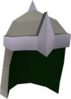 Combat hood detail