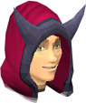 Imphide hood chathead