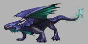 Celestial Dragon concept art
