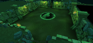 Dragonkin laboratory entrance