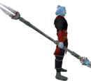 Augmented Sunspear (melee)