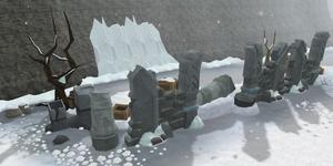 Ghorrock supplies