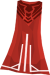 Milestone cape (60) detail