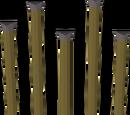 Brutal arrows
