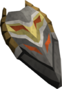 Anti-dragon shield (Dungeoneering) detail
