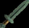 Adamant sword detail