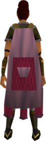 Team-1 cape equipped
