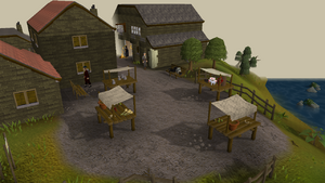 Draynor market old