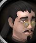 Pompous merchant chathead