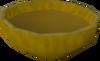 Incomplete stew (potato) detail