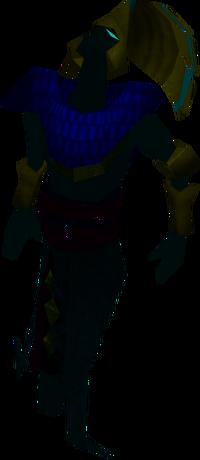 Spectral attendant