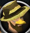 Nickolaus (fake beak) chathead