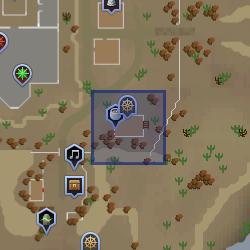 Sorceress location