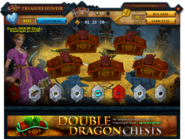 Treasure Hunter Dragon chests