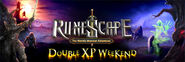 Double XP Weekend email banner