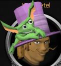 Flying Goblin Hat chathead