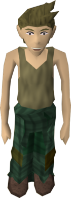 Jeff (2006 Christmas event)