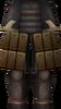 Superior tetsu platelegs (broken) detail