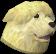 Sheepdog (yellow) chathead