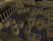 Floor puzzle