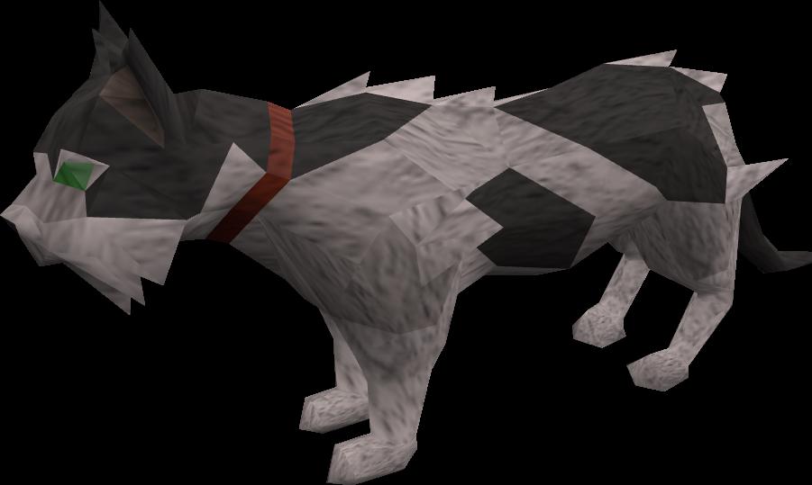 Dog Pet Osrs