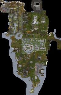 Asgarnia map