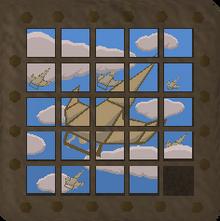 Monkey madness puzzle
