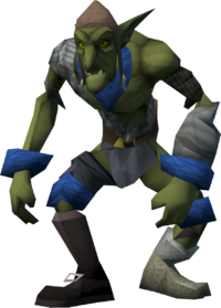 Grubfoot (blue armour)