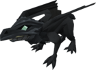 Hatchling dragon (black) pet