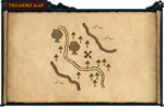 Map clue Seers' to Rellekka road