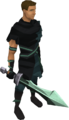 Adamant ceremonial sword III equipped.png