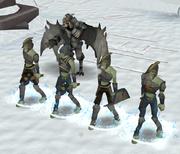Sharathteerk summons zombies