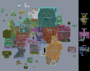 PHAS Hint Map