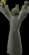 Zamorak statue lvl 1