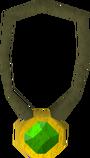 Pre-nature amulet detail