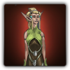 Elven outfit icon (female)