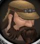 Blast Furnace Foreman chathead