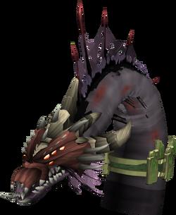 Queen Black Dragon