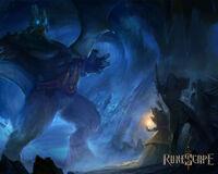 Dungeoneering Demon wallpaper