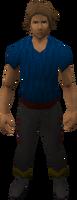 Retro turn-ups (male)