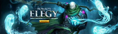 Nomad's Elegy head banner