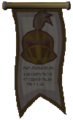 Earth Warrior champion banner