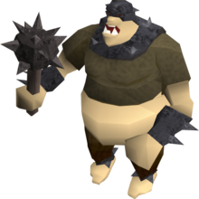 Ogre enclave guard